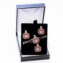 KOSB - Cufflinks, Tie Slide or Boxed Set from